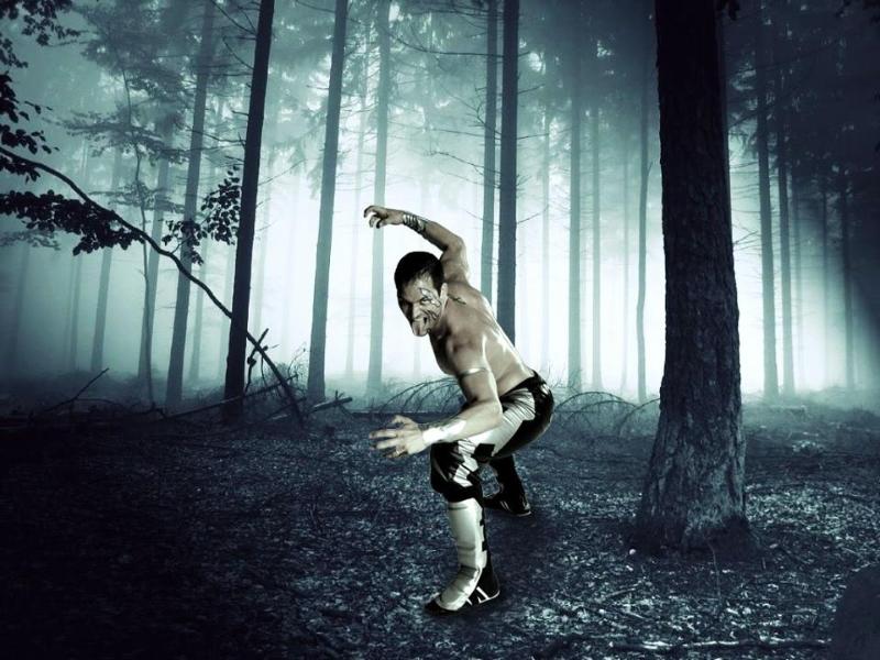 Lupo lottatore di wrestling icw - Lupo mannaro immagini da colorare ...