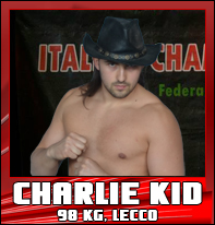Charlie kid wrestler italiano