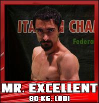 Mr. Excellent lottatore ICW