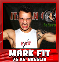 Mark Fit wrestler ICW