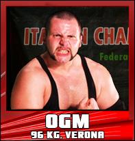 OGM wrestler italiano