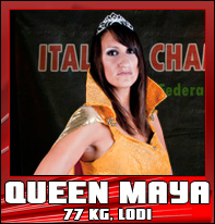 Queen Maya