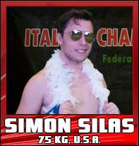 Simon Silas
