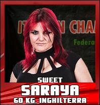 Sweet Saraya
