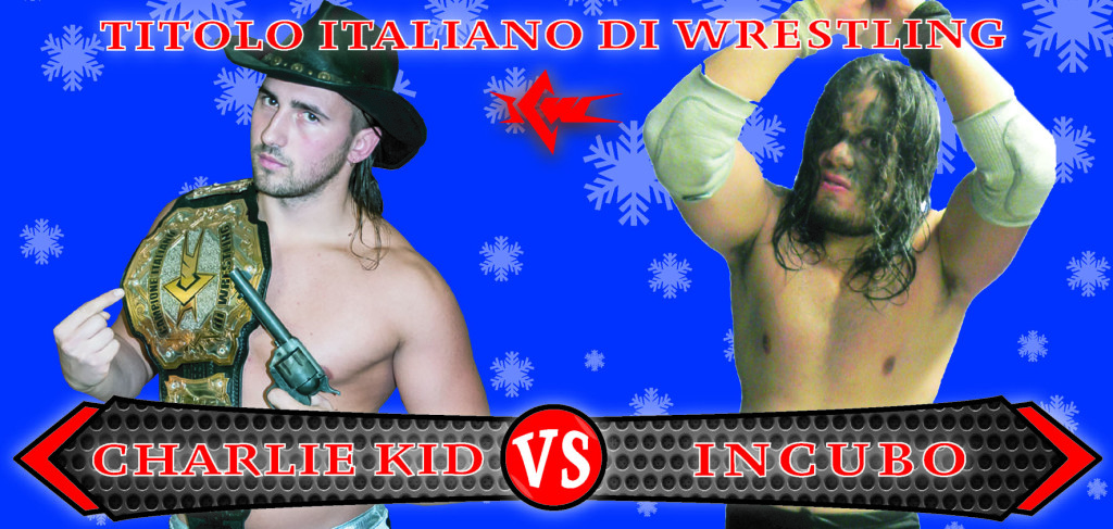 CHARLIE KID vs INCUBO