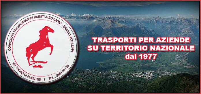 Consorzio Trasportatori Riuniti banner