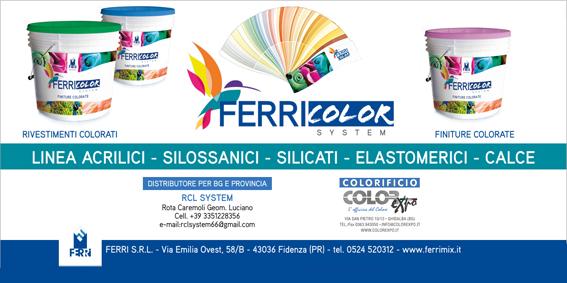 Ferri Color System logo