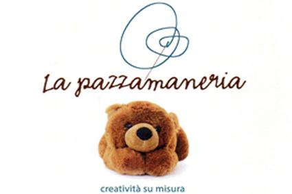 La Pazzamaneria logo