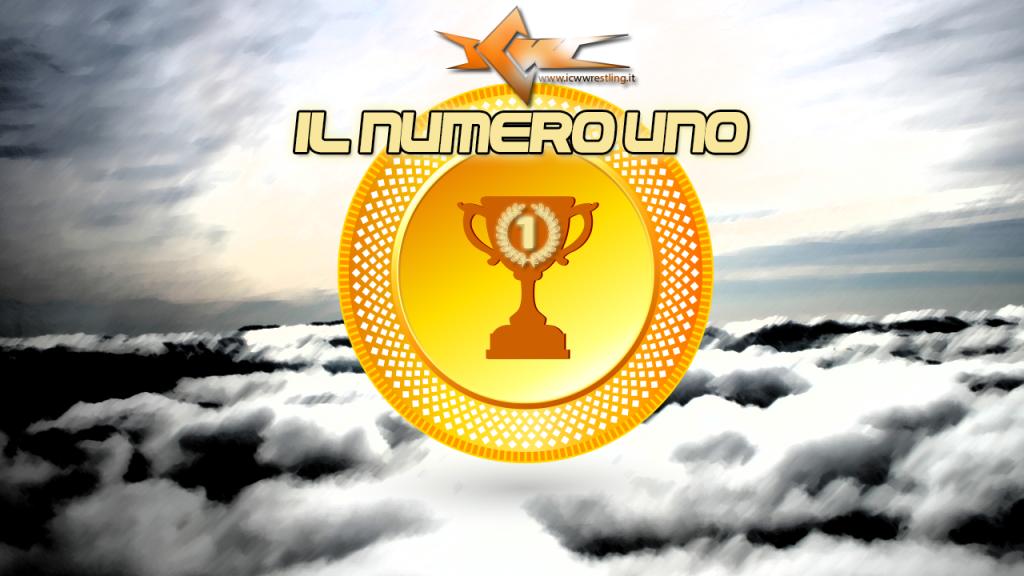 Numero Uno logo per bannerini