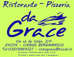 Ristorante Pizzeria Da Grace logo