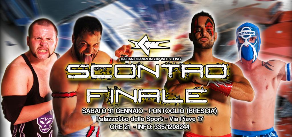 Scontro Finale 2015 - COPERTINA FB