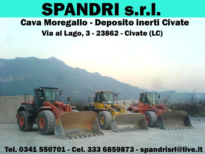 Spandri Srl logo
