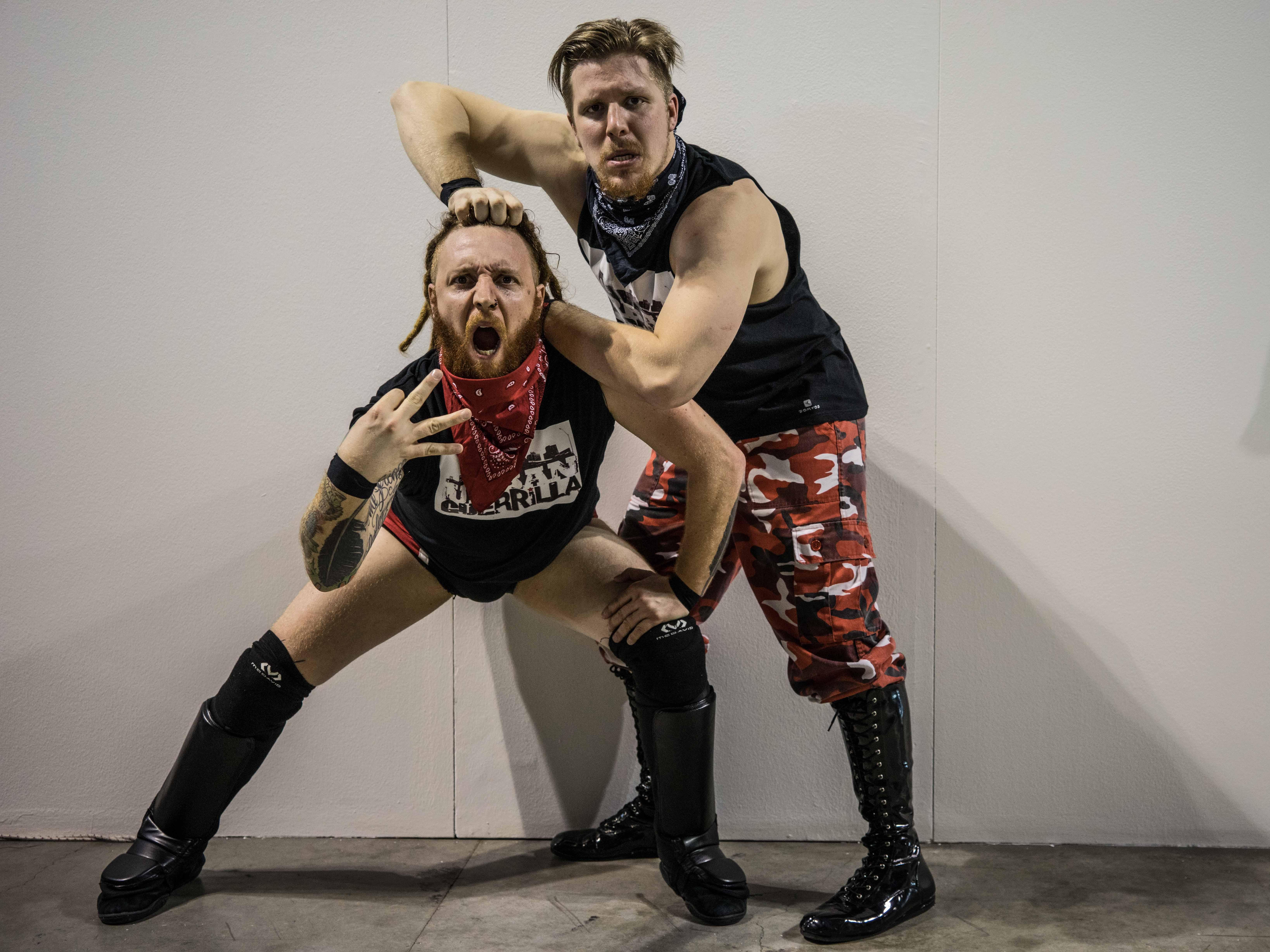 Dopo un grande match di coppia, gli Urban Guerrilla si riconfermano nuovamente campioni di Coppia. Chi riuscirà a fermare questo team?
