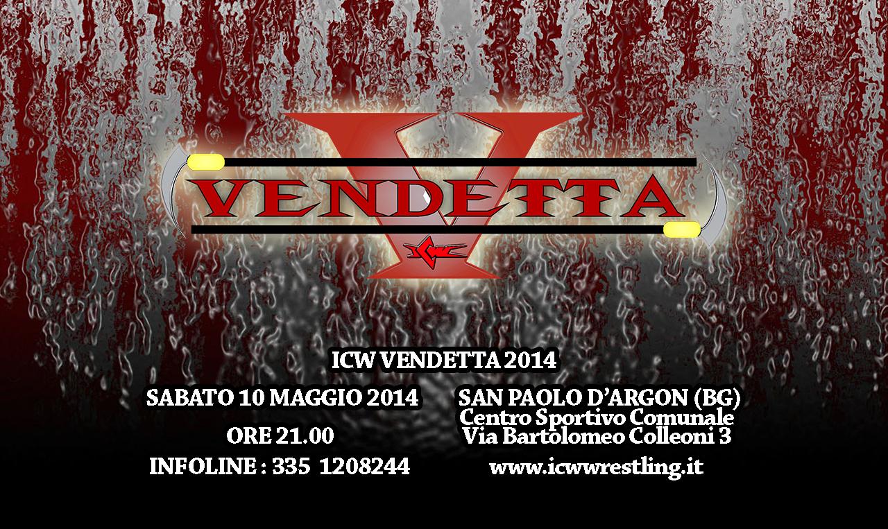 Vendetta 2014 logo