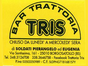 bar trattoria TRIS