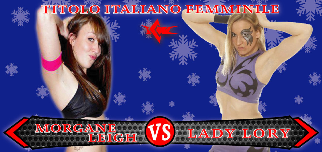 MORGANE LEIGH vs LADY LORY