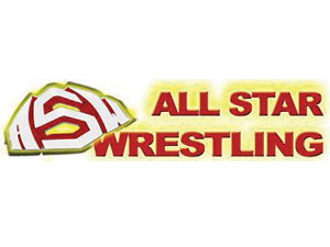 All star Wrestling logo