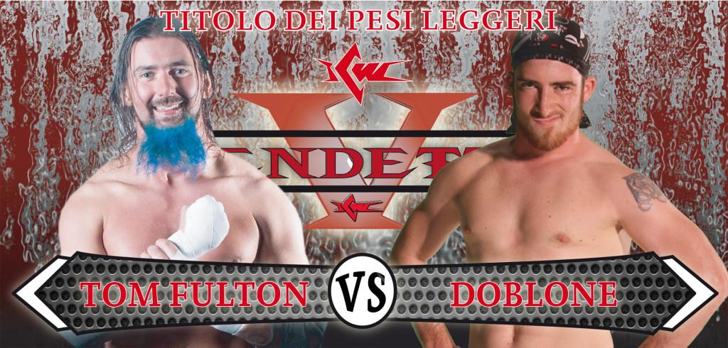 DOBLONE vs TOM FULTON
