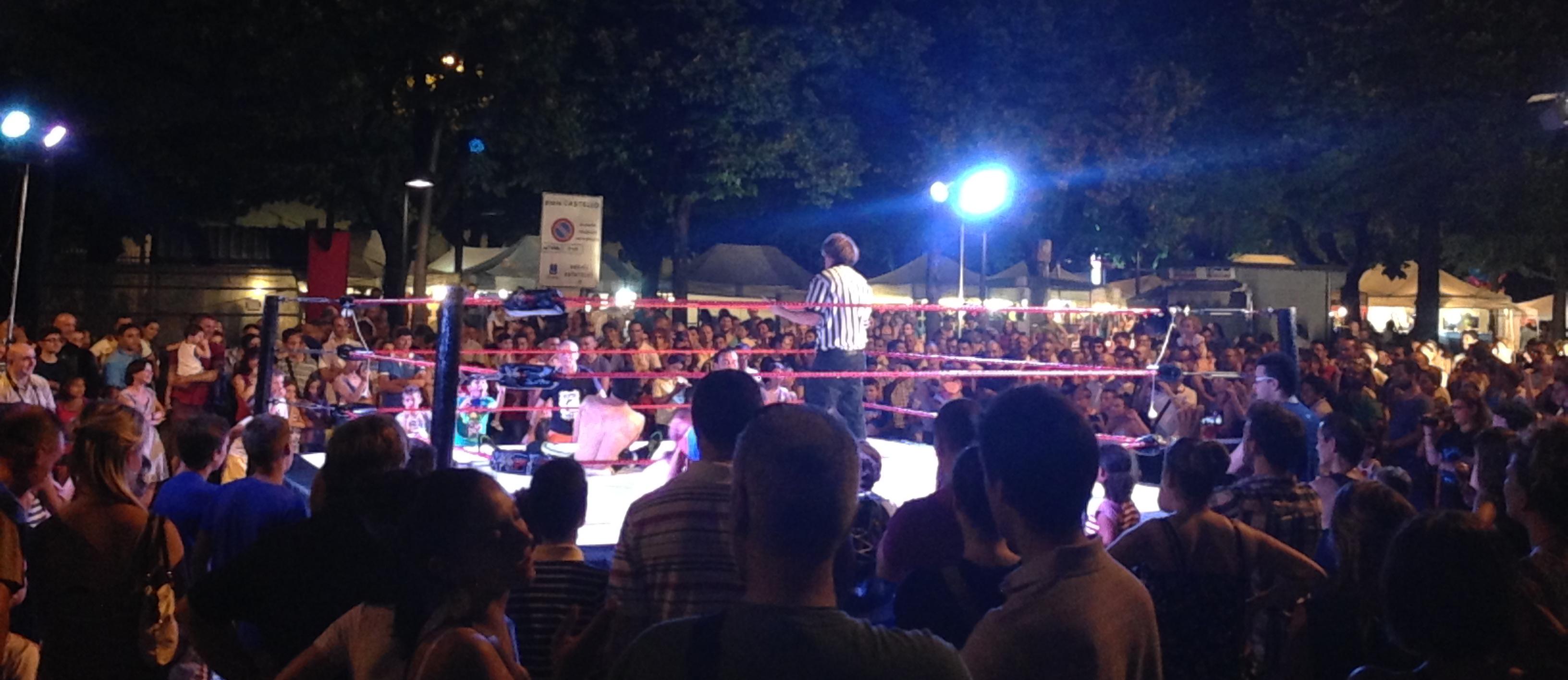 Con pubblici sempre più da Record la Italian Championship Wrestling sarà in giro per tutta Italia nei prossimi due mesi