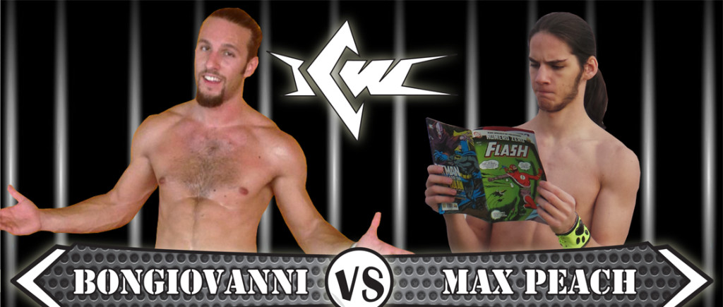 BONGIOVANNI vs MAX PEACH