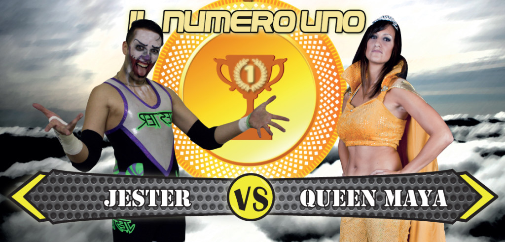 JESTER vs QUEEN MAYA