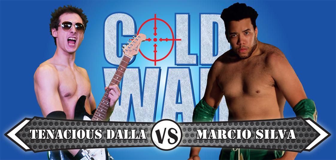 DALLA vs MARCIO SILVA