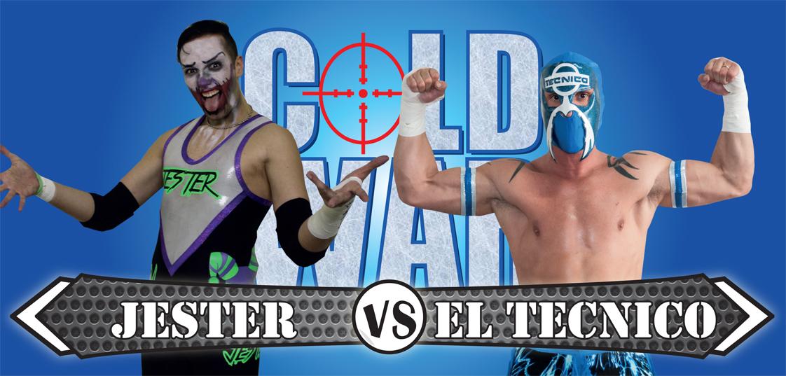 JESTER vs EL TECNICO