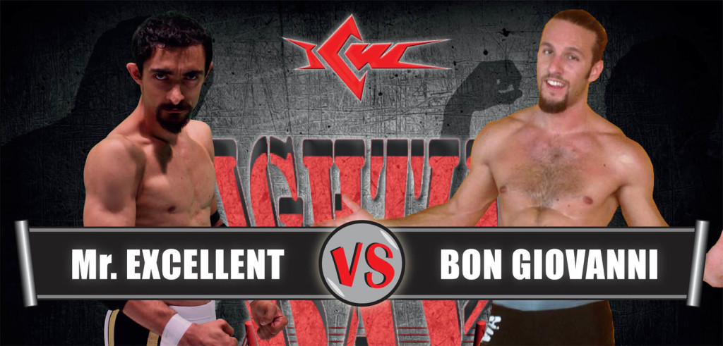 Mr. EXCELLENT vs BON GIOVANNI