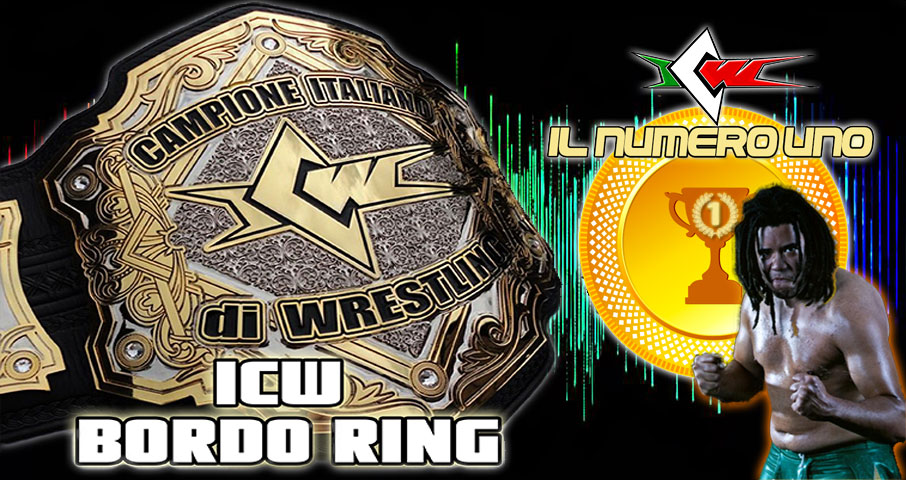 icw podcast bordo ring