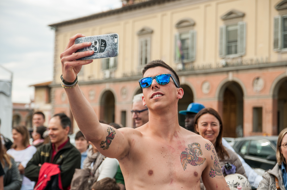 Costantino-Selfie-Pubblico