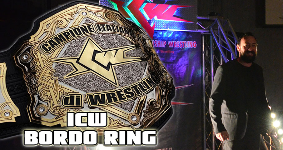 icw podcast bordo ring