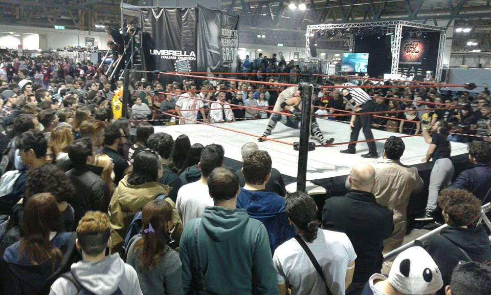 La Italian Championship Wrestling è attiva su tutto il territorio italiano e il prossimo evento potrebbe essere proprio nella tua città