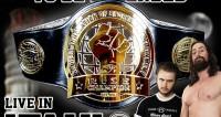 Saxon Huxley, attuale Campione, e Danny O'Doherty invaderanno la ICW questo weekend direttamente dall'Inghilterra