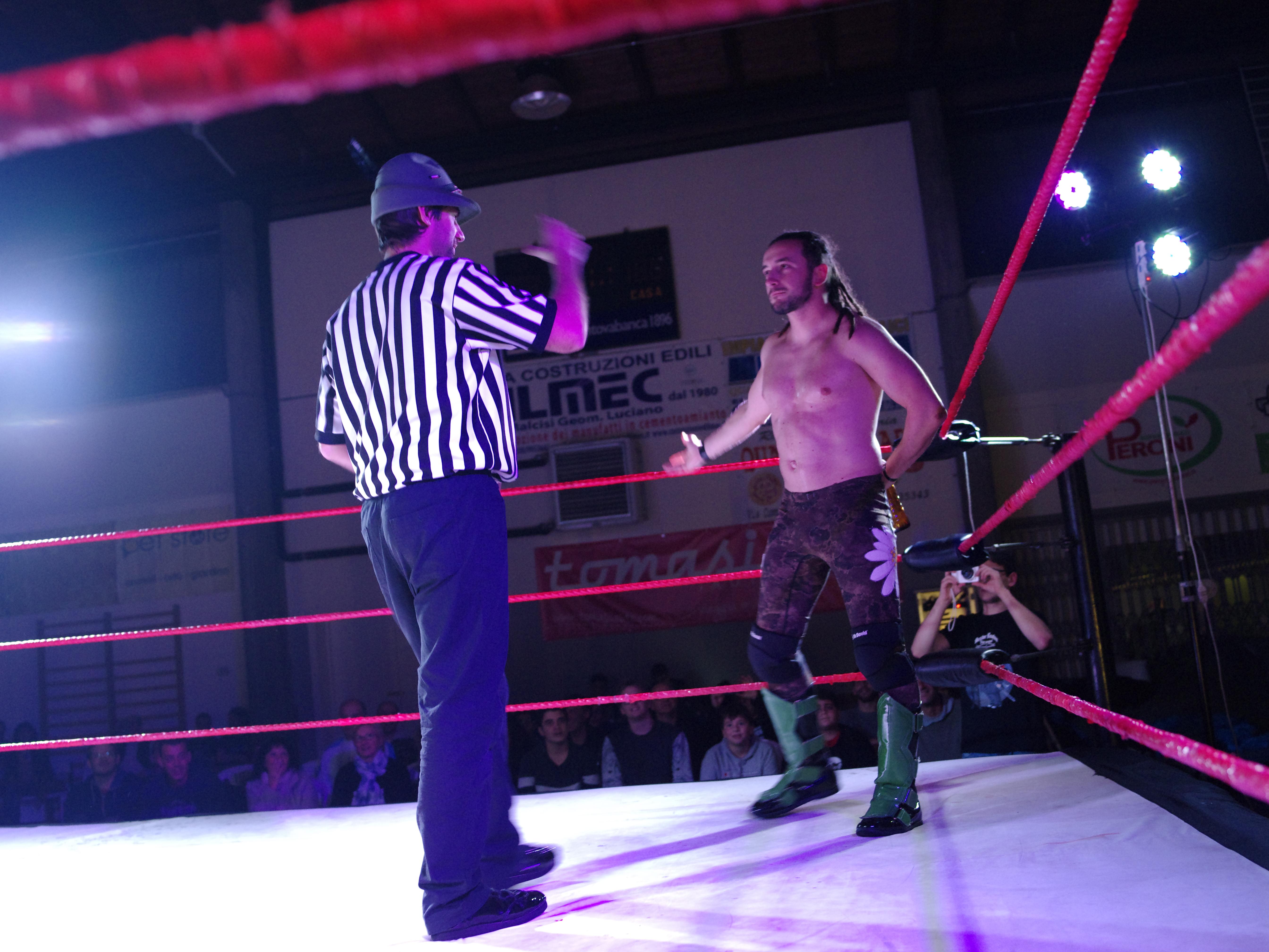 Dopo una grnade vittoria su Psycho Mike a Cold War, Stelvio continua a conquistare vittorie