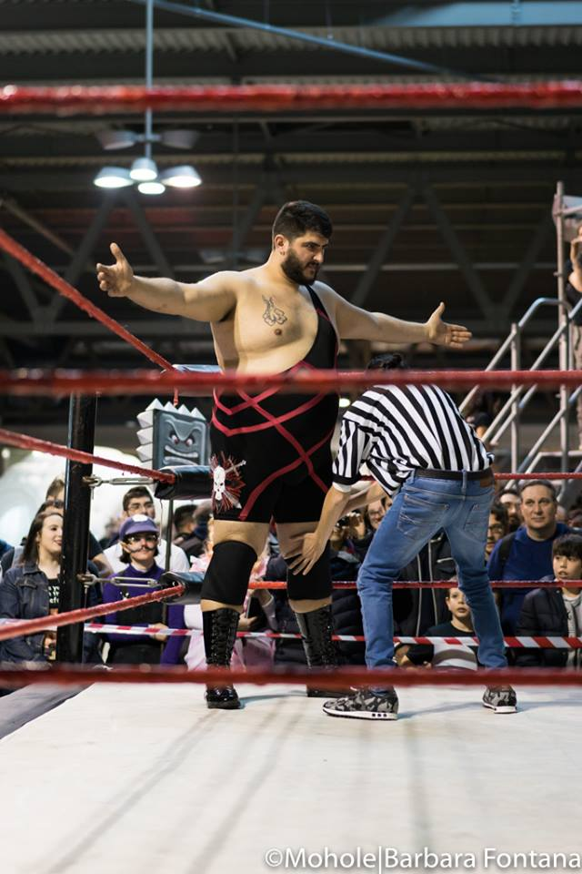 Taurus e Goran sono una vera e propria forza dominante all'interno della Categoria Tag Team e non sembrano avere pari