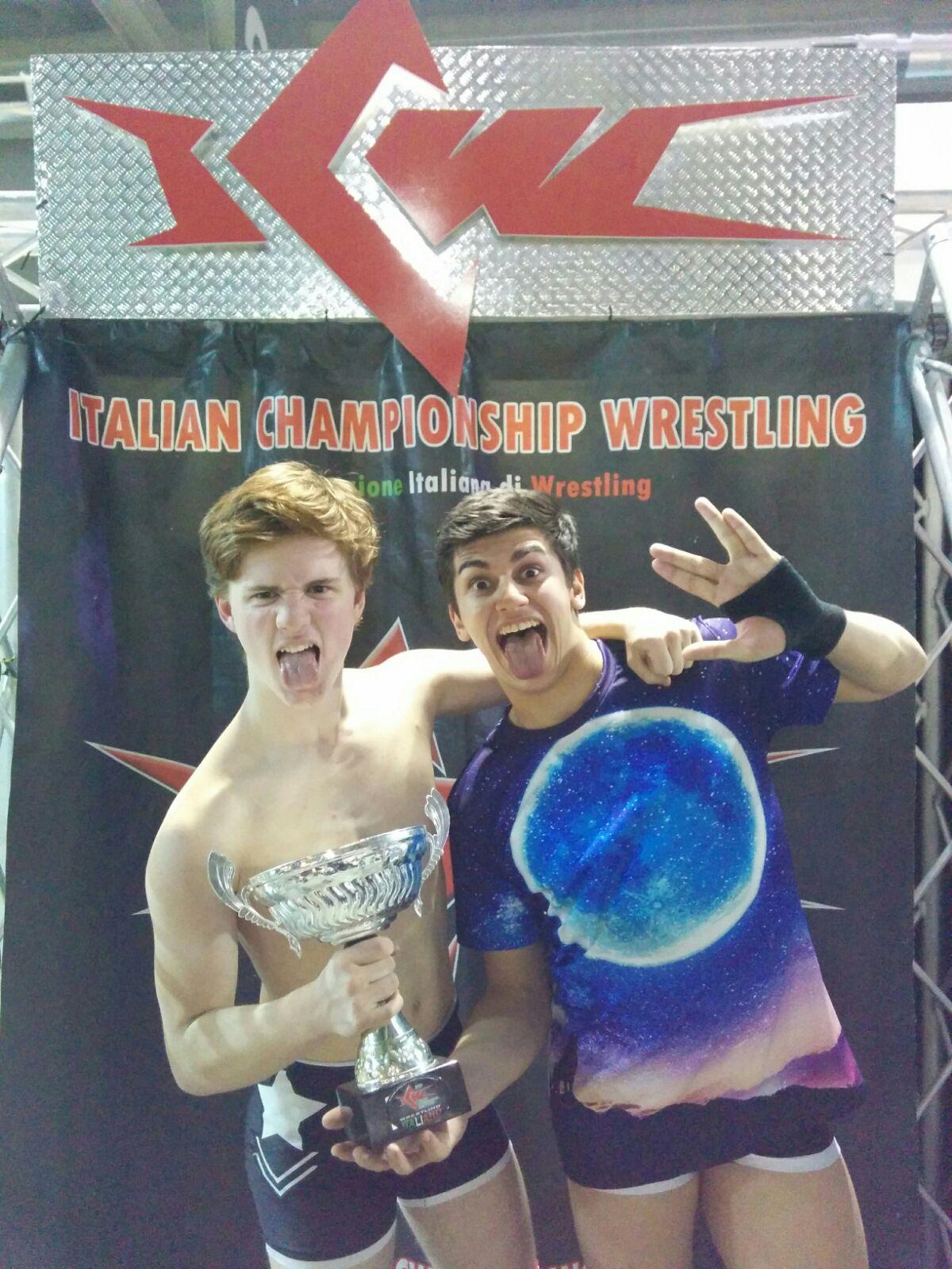 Con la vittoria della Cruiserweight Cup 2017 i Ragazzi Prodigio, Akira e Gravity, si dimostrano future leader della divisione Pesi Leggeri e Tag Team.