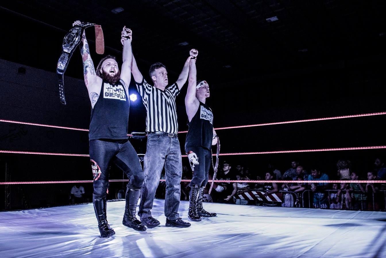 Urban Guerrilla-campioni-vittoria
