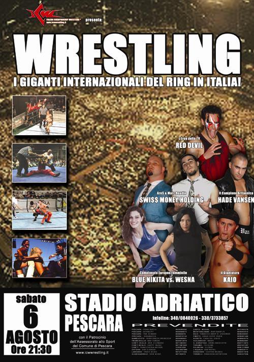 ICW Wrestlefest 2005