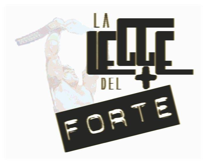 ICW La Legge Del Piu Forte