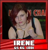 Irene lottatrice ICW