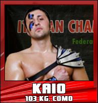 Kaio lottatore ICW