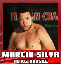 Marcio Silva wrestler
