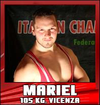 Mariel lottatore di wrestling
