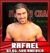 Rafael wrestler ICW