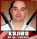 Kojiro insegnante per la sicurezza non armata
