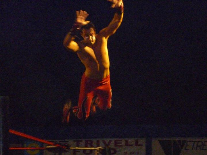 Continua il Regno da Record del Diavolo Rosso! Tutti i Risultati di ICW WrestleFest