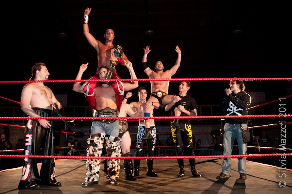 ICW Academy: wrestling camp con la leggenda Dick Togo!