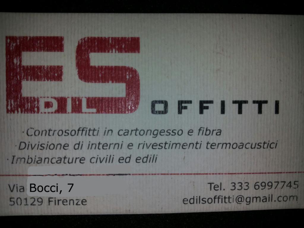 Edil Soffitti logo 2