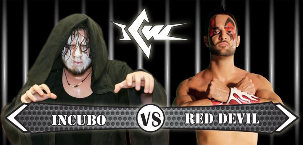 INCUBO vs RED DEVIL