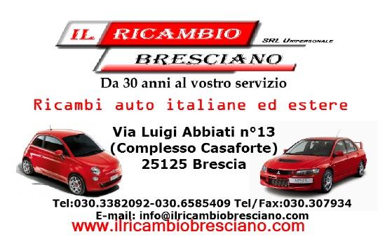 Il Ricambio Bresciano 1